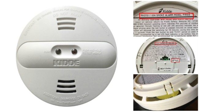 Kidde recalls dual sensor smoke alarms due to risk of failure